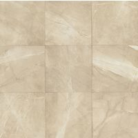 "Pulpis 24"" x 24"" x 3/8"" Floor and Wall Tile in Beige"