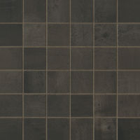 "Chateau 2"" x 2"" Floor and Wall Mosaic in Tobacco"