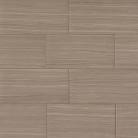 "Matrix 12"" x 24"" x 3/8"" Floor and Wall Tile in Taupe Blend"
