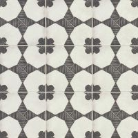 "Enchante 8"" x 8"" x 3/8"" Floor and Wall Tile in Moderno"