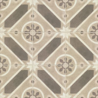 "Enchante 8"" x 8"" x 3/8"" Floor and Wall Tile in Splendid"