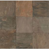 "Autumn Gold 12"" x 12"" x 3/8"" Floor and Wall Tile"