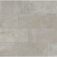 "Blende 12"" x 24"" x 3/8"" Floor and Wall Tile in Brume"
