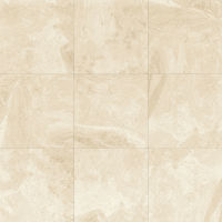 "Classic 12"" x 12"" x 3/8"" Floor and Wall Tile in Cremino"