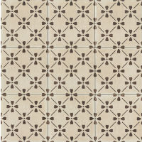 12X12 Bloom Deco Antique Cotto