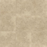 "Roma 20"" x 20"" x 5/16"" Floor and Wall Tile in Almond"