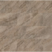 "Stone Mountain 12"" x 24"" x 3/8"" Floor and Wall Tile in Taupe"