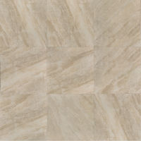 "Stone Mountain 20"" x 20"" x 3/8"" Floor and Wall Tile in Alabaster"