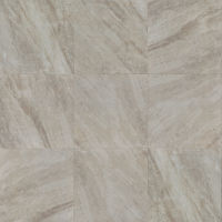 "Stone Mountain 20"" x 20"" x 3/8"" Floor and Wall Tile in Silver"