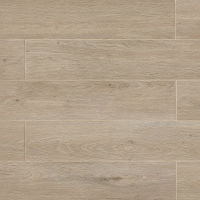 "European 8"" x 36"" x 3/8"" Floor and Wall Tile in Light Oak"