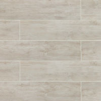 TCRWR2120B - River Wood Tile - Blanc