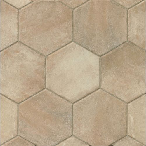 "Native 13.5"" x 13.5"" Floor & Wall Tile in Beige"