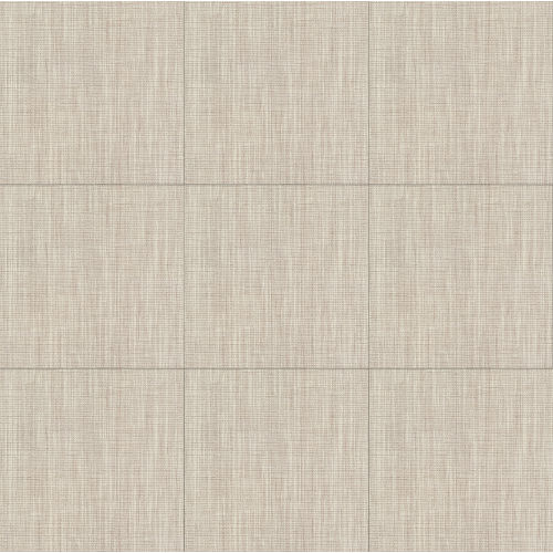 "Tailor Art 24"" x 24"" Floor & Wall Tile in Sand"
