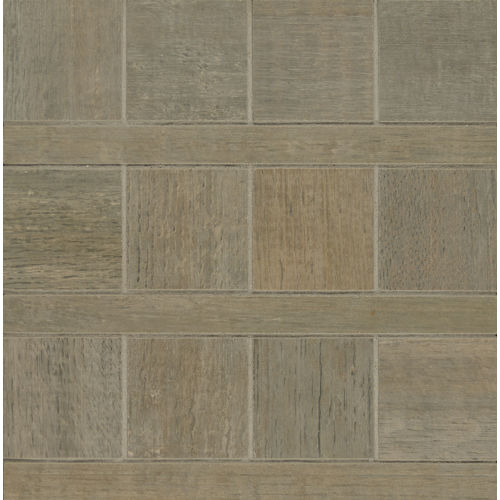 Barrique Floor & Wall Mosaic in Gris