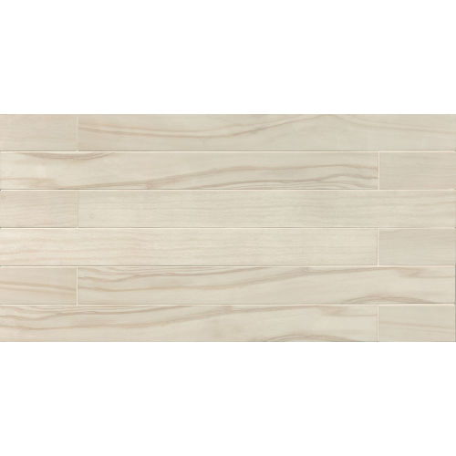 "Epic 4"" x 40"" Floor & Wall Tile in White"