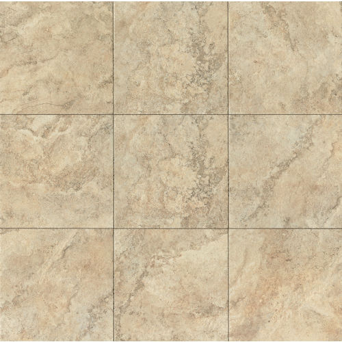 "Forge 20"" x 20"" Floor & Wall Tile in Beige"