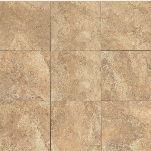 "Forge 13"" x 13"" Floor & Wall Tile in Gold"