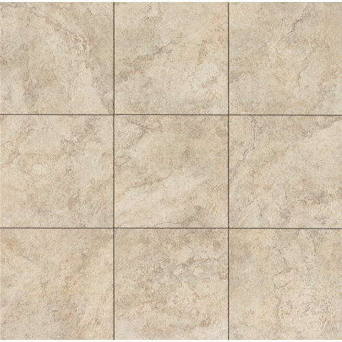 "Forge 13"" x 13"" Floor & Wall Tile in White"
