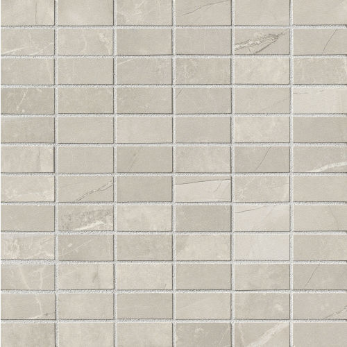 Pulpis Floor & Wall Mosaic in Grigio
