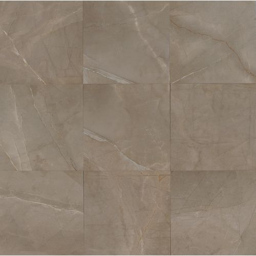 "Pulpis 24"" x 24"" Floor & Wall Tile in Puro"