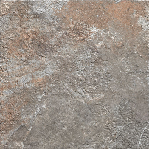 "Rok 20"" x 20"" x 3/8"" Floor and Wall Tile in Antracite"