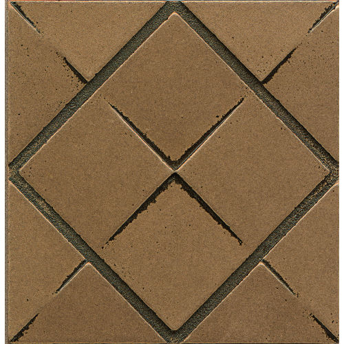 "Ambiance 4"" x 4"" Trim in Bronze"
