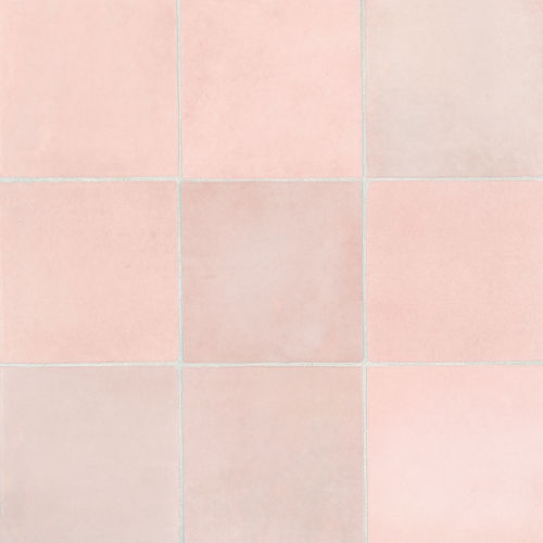 "Cloe 5"" x 5"" Wall Tile in Pink"