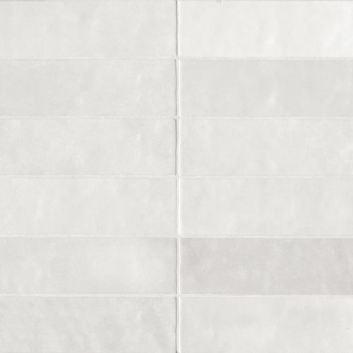 "Cloe 2.5"" x 8"" Wall Tile in White"