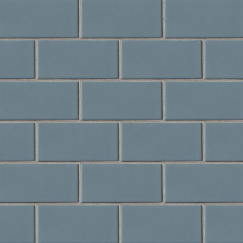 "Costa Allegra 3"" x 6"" x 5/16"" Floor and Wall Tile in Adriatic"