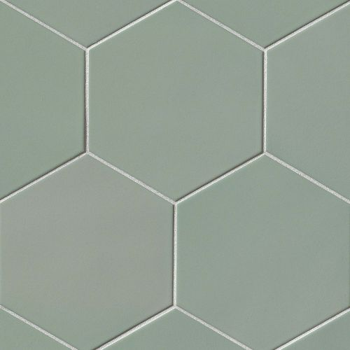 "Costa Allegra 8"" x 8"" x 3/8"" Floor and Wall Tile in Gulf"