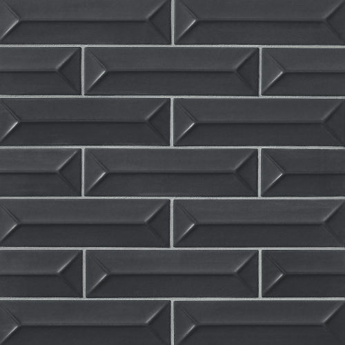 "Costa Allegra 2.5"" x 9"" Decorative Tile in Riverway"