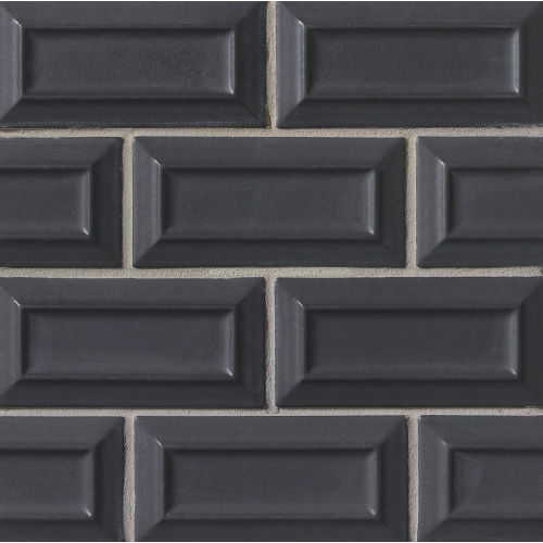 "Costa Allegra 3"" x 6"" x 5/16"" Decorative Tile in Riverway"