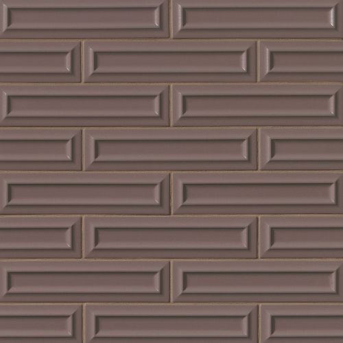 "Costa Allegra 3"" x 12"" Decorative Tile in Timber"