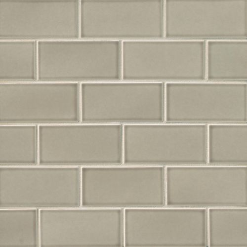 "Provincetown 3"" x 6"" Floor & Wall Tile in Dune Beige"