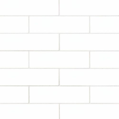 "Provincetown 2.5"" x 9"" Floor & Wall Tile in Porch White"