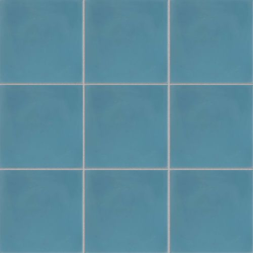 "Remy 8"" x 8"" Floor & Wall Tile in Cobalt"