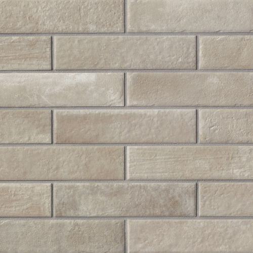 "Urbanity 2.5"" x 10"" Floor & Wall Tile in Grit"