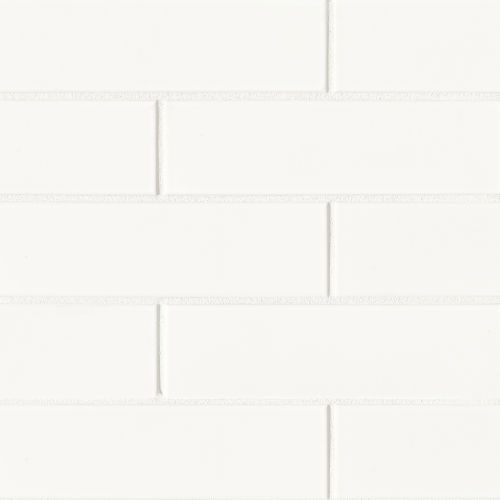 "Zenith 2.5"" x 9"" Floor & Wall Tile in Milky Way"