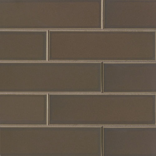 "Zenith 2.5"" x 9"" Floor & Wall Tile in Umbra"