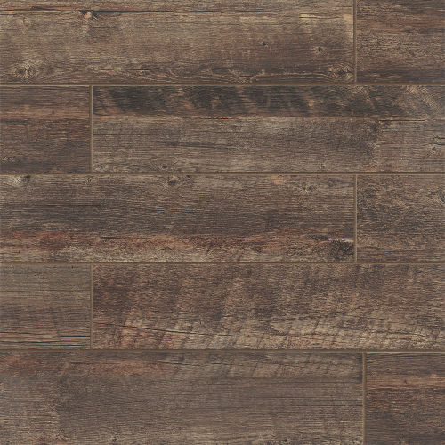 "Barrel 6"" x 24"" Floor & Wall Tile in Vine"