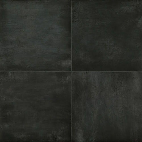 "Chateau 24"" x 24"" Floor & Wall Tile in Midnight"