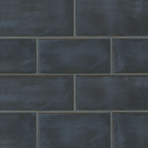 "Chateau 4"" x 8"" Floor & Wall Tile in Ocean"