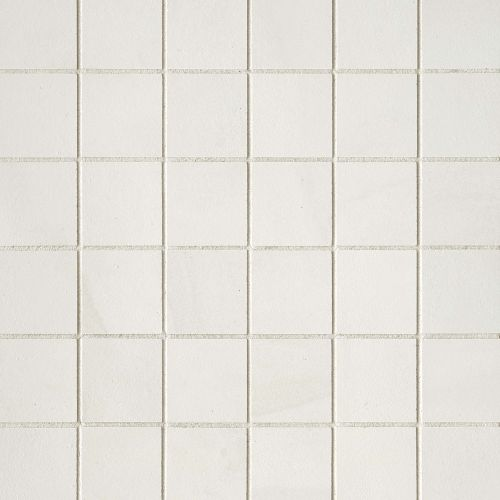 Serenity Floor & Wall Mosaic in White