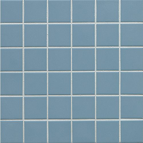 Elements Floor & Wall Mosaic in Blue