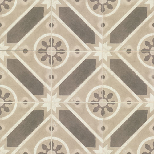 "Enchante 8"" x 8"" Floor & Wall Tile in Splendid"