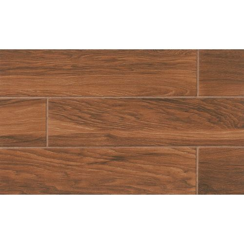 "Napa 6"" x 24"" Floor & Wall Tile in Honey"