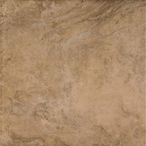 "Stonefire 18"" x 18"" x 3/8"" Floor and Wall Tile in Noce"