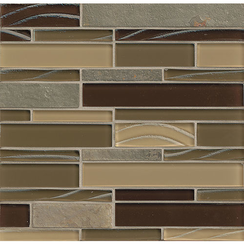 Elume Wall Mosaic in Java Bean