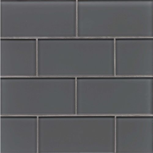 "Hamptons 3"" x 6"" Wall Tile in Pelican"