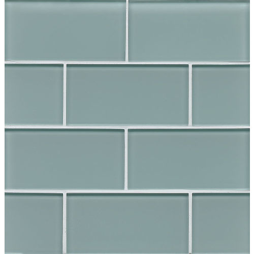 "Hamptons 3"" x 6"" Wall Tile in Sail"